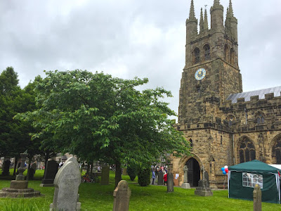 Tideswell - The Cathedral of The Peak