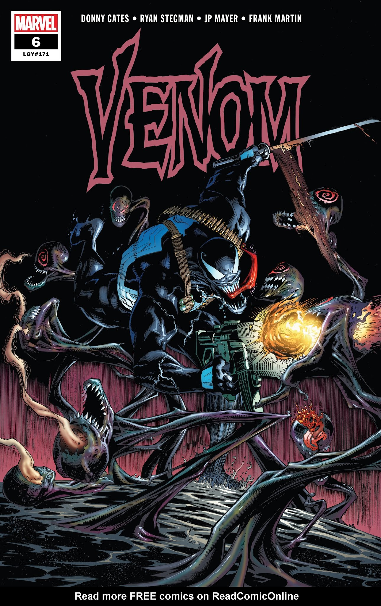 Venom (2018) 6 Page 1