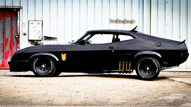 Ford Falcon XB GT Coupe V8 Interceptor