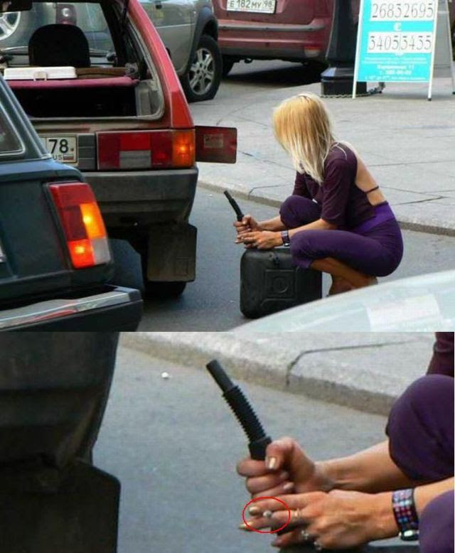 Blonde FAILs That'll Make You Cringe and Also Laugh.