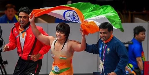Asian Games 2018: Wrestler Divya Kakran wins bronze in 68 kg freestyle wrestling