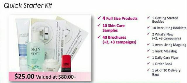 Quck Starter Kit For $25..