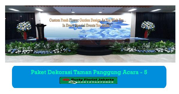 Rusty Florist Jakarta Online Flower Shop Visualisasi