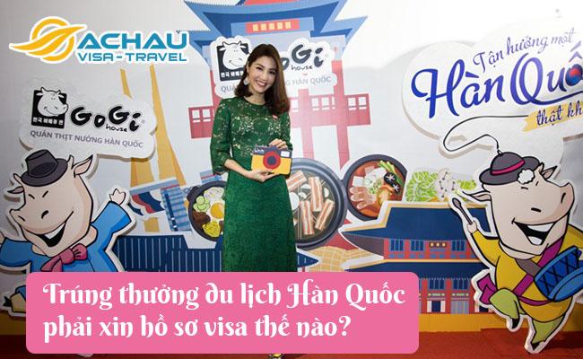 trung truong du lich han quoc phai xin ho so visa the nao
