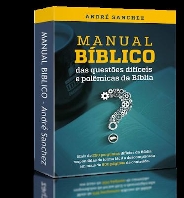 Manual Bíblico das Questões Difíceis e Polêmicas da Bíblia