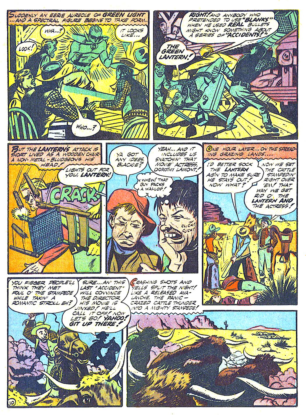 Read online All-American Comics (1939) comic -  Issue #50 - 12