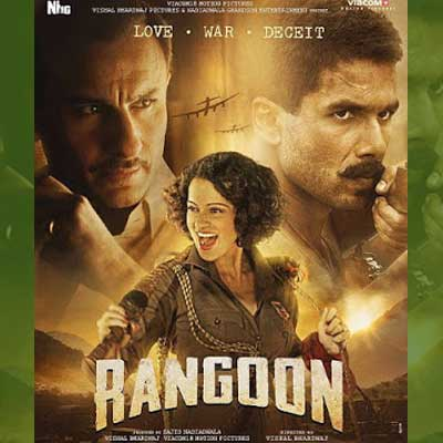 Bloody Hell Song Lyrics From Rangoon