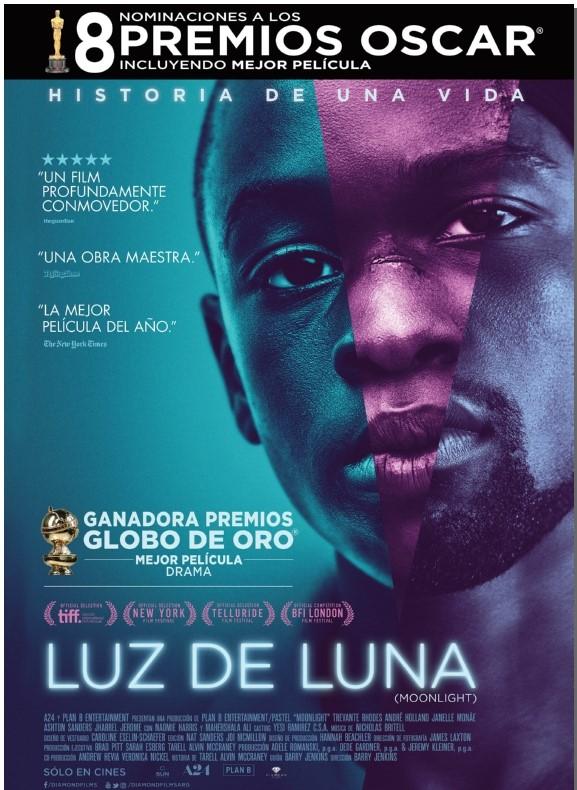 Resultado de imagen para Luz De Luna (2016)