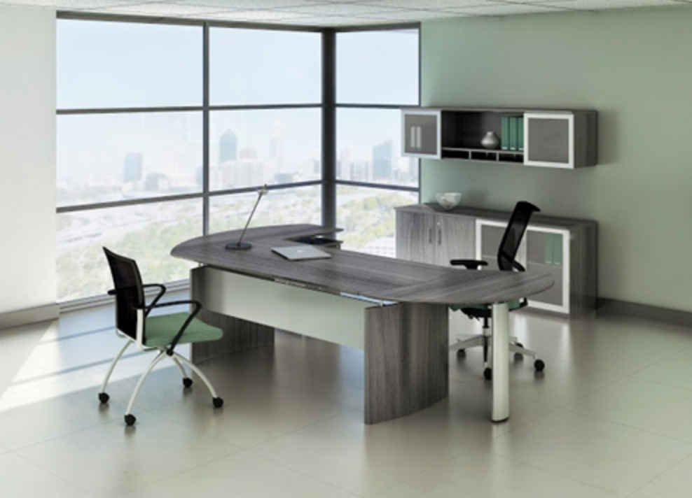 Mayline Medina Series Modern Furniture Set