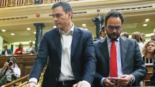 Hernando ha afirmado que la postura del PSOE quedó clara el pasado sábado en la reunión del Comité Federal, cuando todo el partido respaldó al secretario general, Pedro Sánchez, en el voto negativo a la reelección de Rajoy.