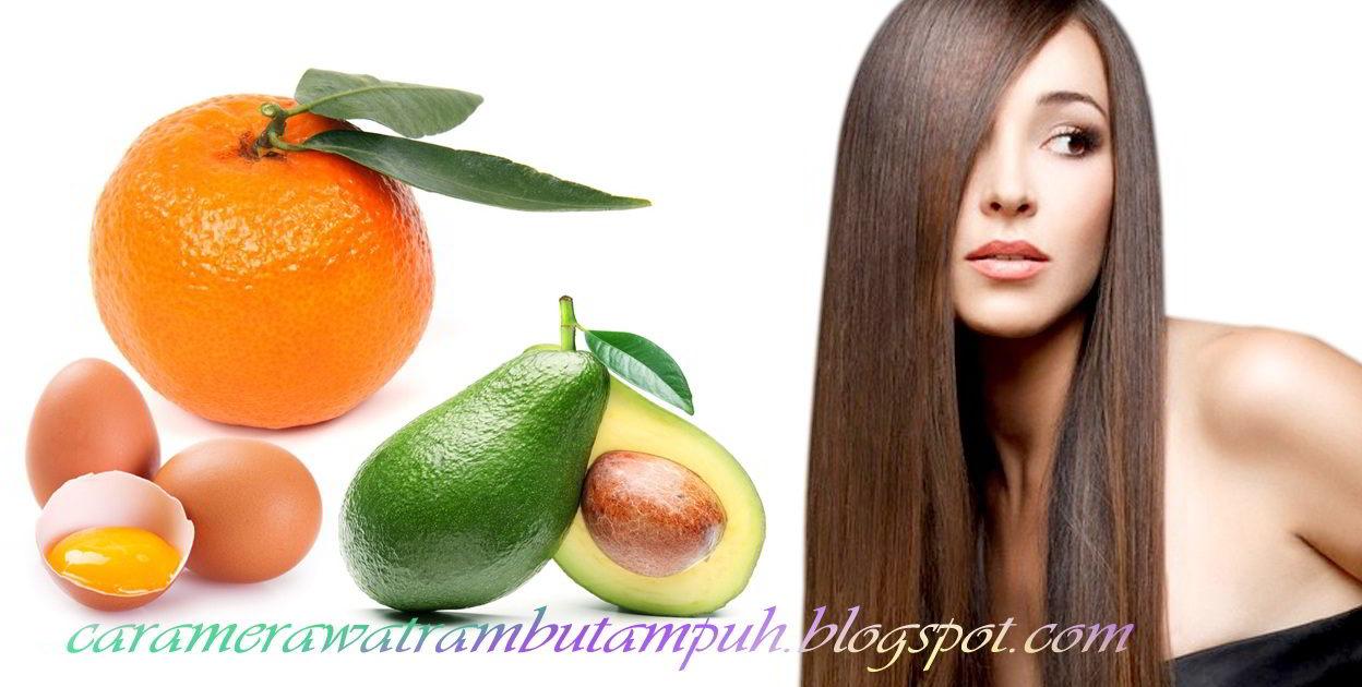 Tips Perawatan Rumahan untuk Rambut Panjang dan Tebal