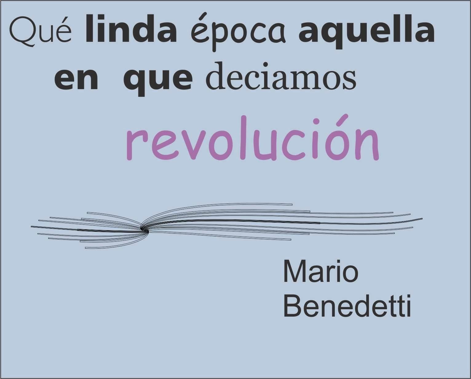 Epocas de revolucion
