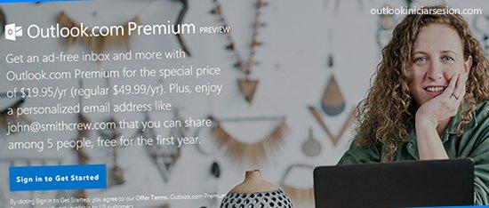 disponible Outlook.com Premium en outlook iniciar sesion