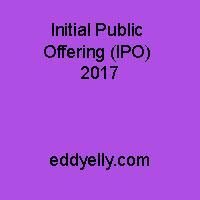 Initial Public Offering (IPO) 2017