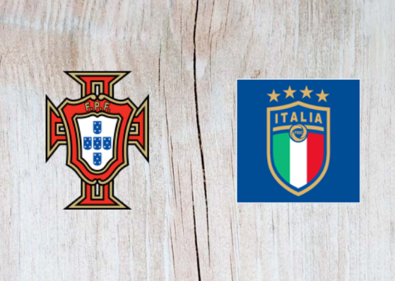 Portugal vs Italy Full Match & Highlights 10 September 2018
