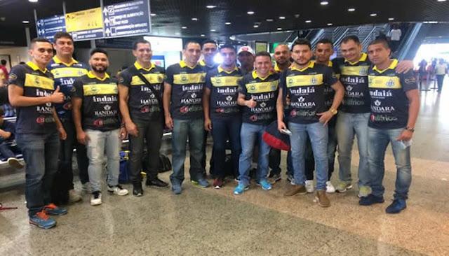Horizonte enfrenta o Tubarão (PA) em busca do título da Copa do Brasil.