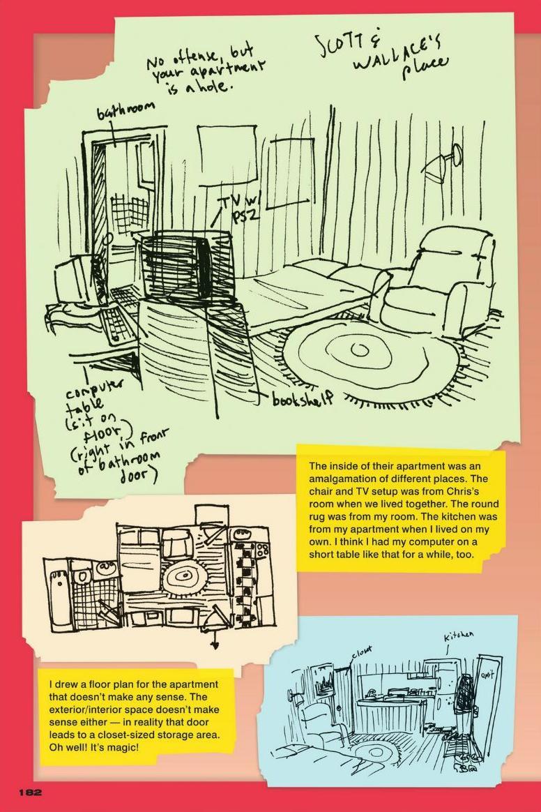 Read online Scott Pilgrim comic -  Issue #1 - 163