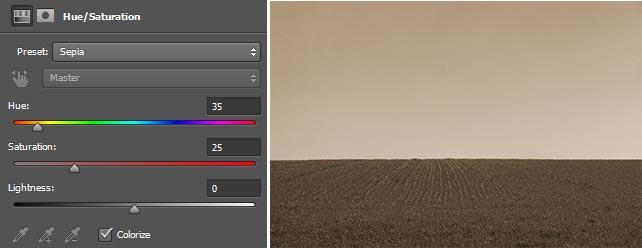Pengaturan-dan-hasil-merubah-warna-dengan-hue-saturation-di-Photoshop