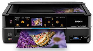 Download Printer Driver Epson Stylus Photo TX730WD