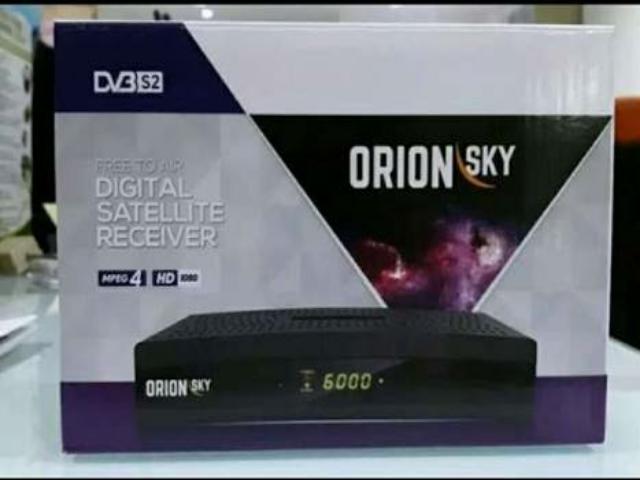 Spesifikasi dan Harga Receiver Orion Sky