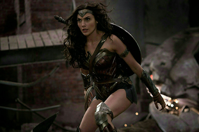 Gal Gadot in Wonder Women