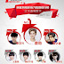 [INFO] 160825 Star power list: Top10 Chinese male singer as for 15/08 - 21/08: Lay ranked #2