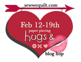 Here is the Schedule for HUGS AND KISSES