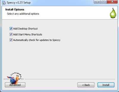 Langkah 2 - Cara Melihat Hardware Komputer Spesifikasi Lengkap Dengan Speccy