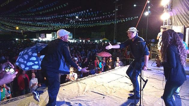 Em Delmiro Gouveia, última noite do São João do Centenário é marcada por muito forró e animação