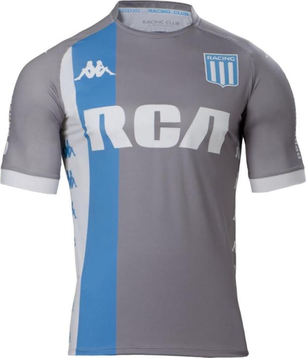 Kappa lança a nova terceira camisa do Racing Club - Show de Camisas 8af858992482d