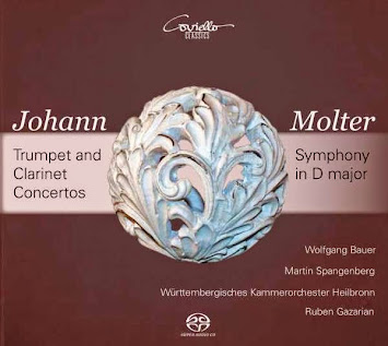 Molter: Trumpet & Clarinet Concertos - Symphony in D major