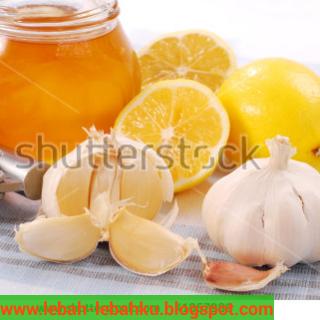 khasiat manfaat madu campur bawang putih