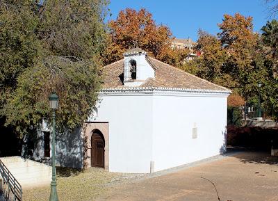 Ermita de S. Sebastián en Granada