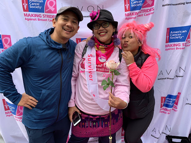 making strides against breast cancer 2018
