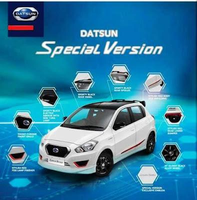 Harga Kredit Datsun Go Spesial Version