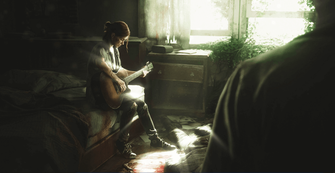 The Last of Us Part II [Wallpaper Engine Free]