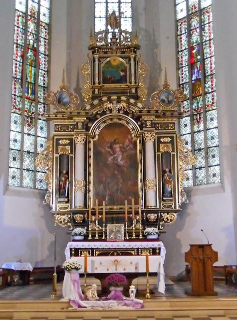 Chojnów, kościół, zabytek, Dolny Śląsk