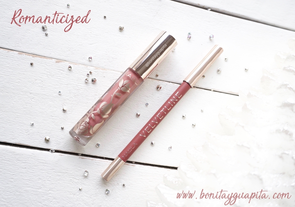nabla lip kit romanticized labial perfilador
