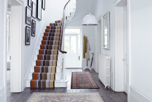 David Dangerous Georgian House Carpets