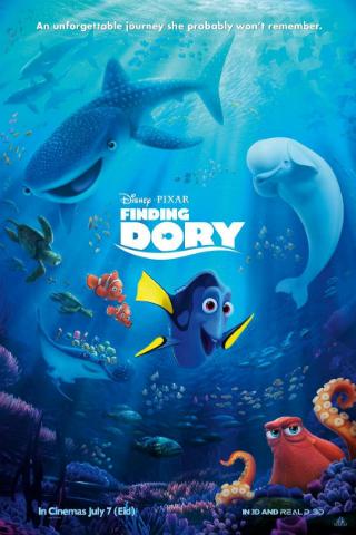 Finding Dory [2016] [DVD9] [NTSC] [Latino]