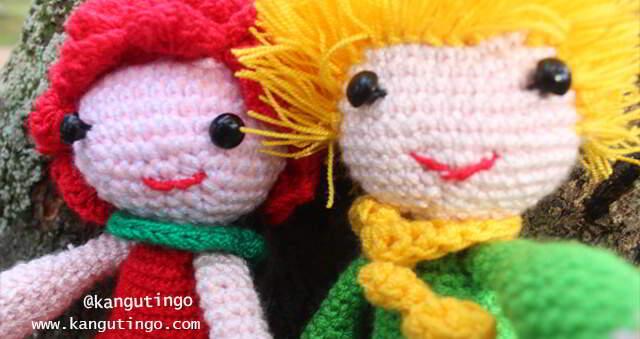 Amigurumis a crochet Fulares portabebés y tejidos a crochet kangutingo