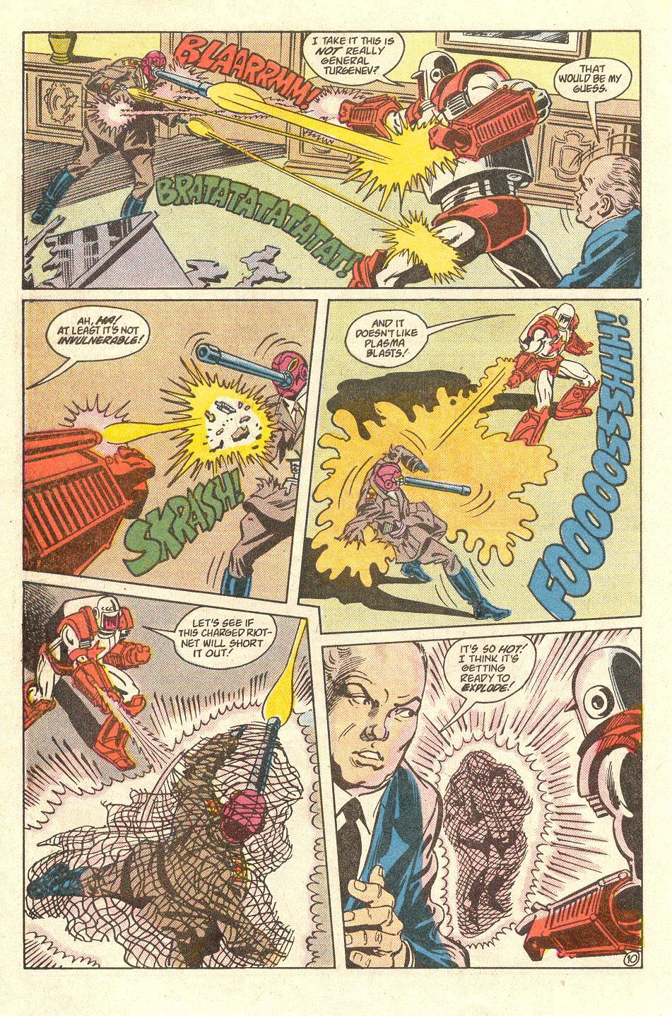 Read online Secret Origins (1986) comic -  Issue #34 - 30