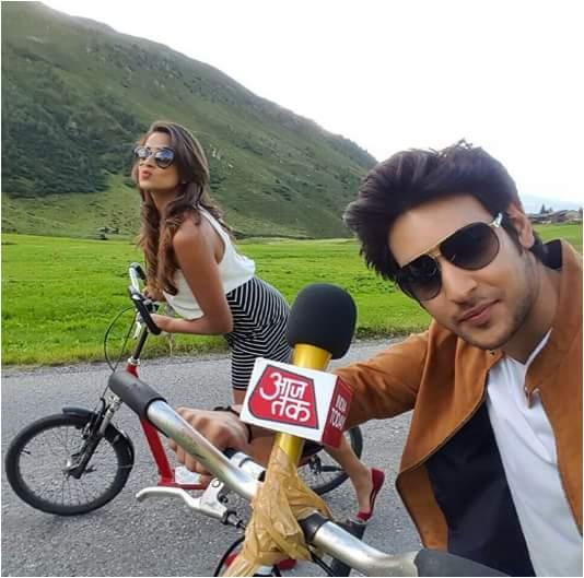'Swisswale Dulhania Le Jayenge' Show on Aajtak Wiki Plot,Cast,Promo,Song