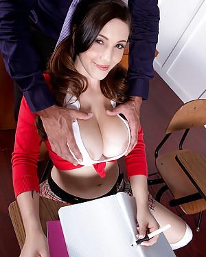 Hot Big Tits Porn Pics