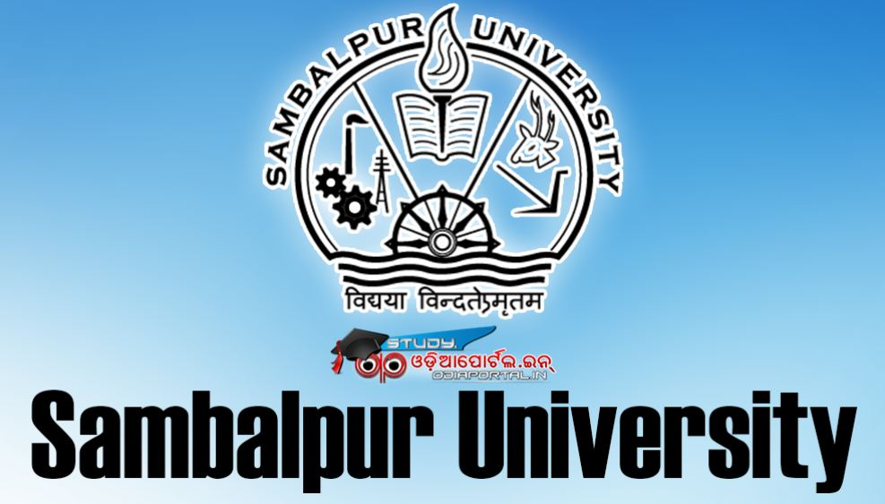 Sambalpur University - 2017 +3 2nd Year Exam Results (Arts/ Science/Commerce), Sambalpur University, Jyoti Vihar, Sambalpur, Odisha is going to announce +3 2nd Year Exam Results for Arts/ Science/Commerce students on 24/10/2017 at 11am.