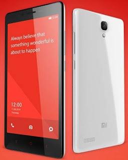 Gambar Xiaomi Redmi Note 4G
