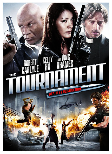 The Tournament - Τουρνουά Δολοφόνων (2009) ταινιες online seires xrysoi greek subs