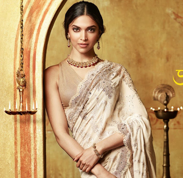 Check out Deepika Padukone's stunning pictures for a jewellery brand photoshoot