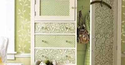 wallpaper dinding cara membuat ide kreatif menghias