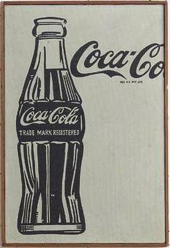 Andy Warhol, Coca-Cola (3),1962